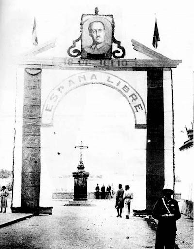 El Arco de la calle de la Feria