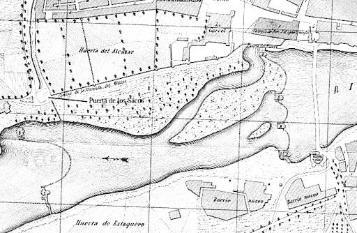 Plano de 1851.