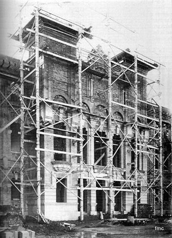 Facultad en construcción