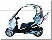 adiva che si apre,adiva,scooter coperto,scooter tetto,scooter estate,tetto scooter,scooter protettivi,scooter tre ruote,benelli adiva,scooter usati,scooter innovativi