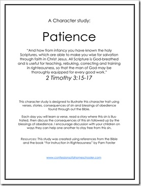 Patience-1