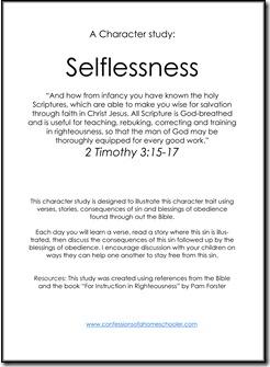 Selflessness-1
