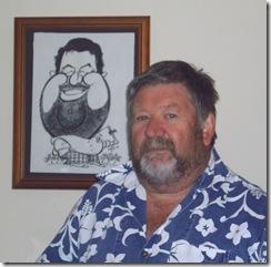 my WEG caricature