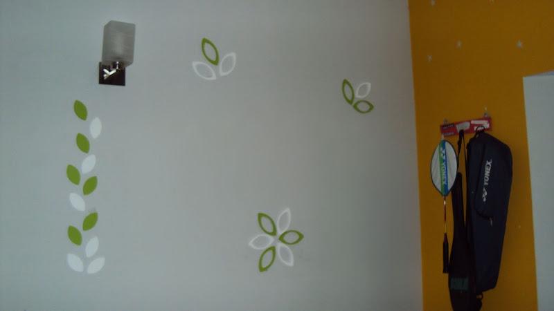3-D Wall Sticker