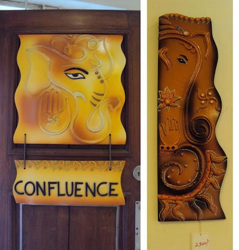 Confluence Ganesha