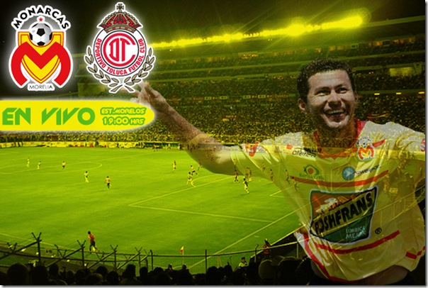 monarcas vs toluca en vivo
