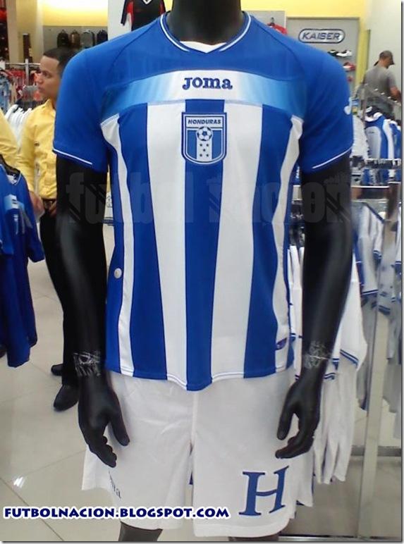 uniforme honduras visita 2010
