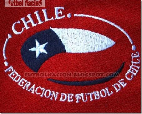 playera chile brooks  2010