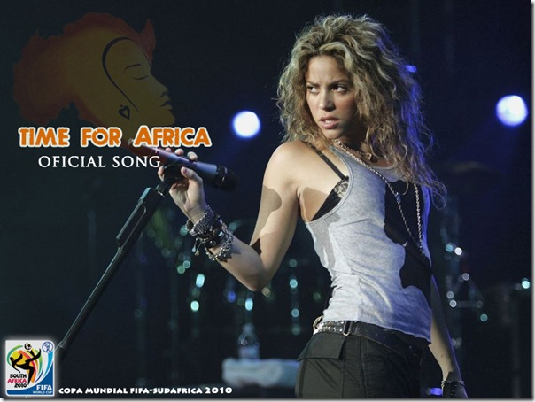 cancion oficial sudafrica 2010-time for africa-shakira-oficial song-fifa world cup-