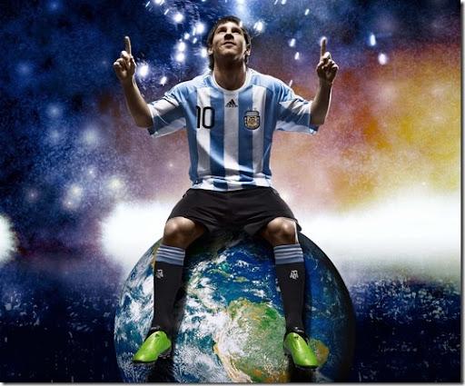 """Messi, Ladron del """"Balon de Oro""""?"""