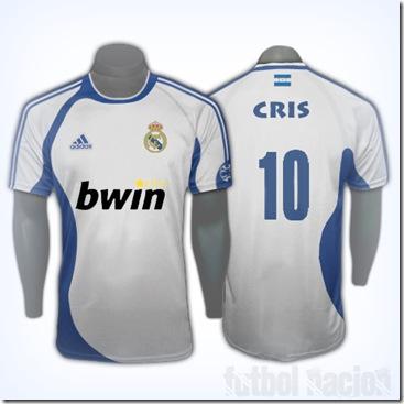 real_madrid Honduras-cris