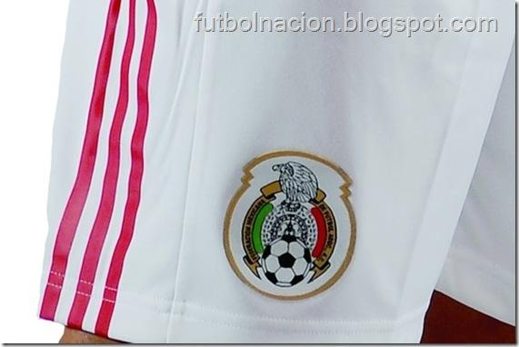 playera oficial adidas mexico 2010