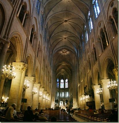 Notre Dame, Ile de Cite