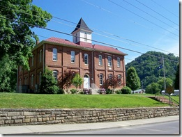 Pikeville Collegiate Institute Building (Click to Enlarge)