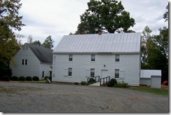 Providence Presbyterian Church Building 1749