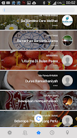Screenshot of Ramadan 2014 App