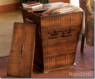 wine barrel Napastyle