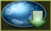 Earth-Download-icon