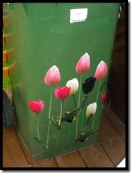 grønn kasse