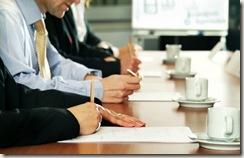 trabalho - reunioes empresas