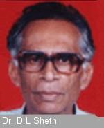 Dr. D.L Sheth