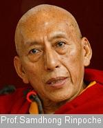 Prof.Samdhong Rinpoche