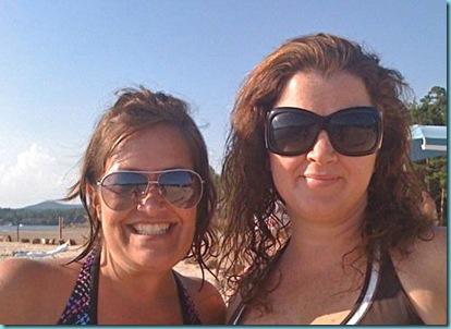 Jana and I