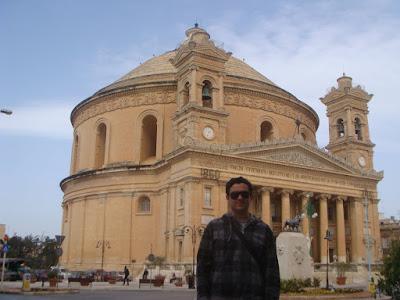Catedral de Mosta - Malta