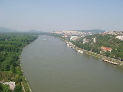 Rio Danúbio - Bratislava