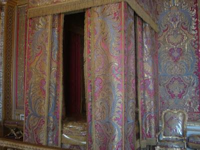 Palácio de Versalhes - Aposentos do Rei