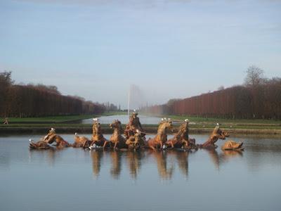 Palácio de Versalhes - Jardim