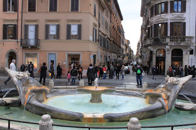 Piazza di Spagna - Roma - Itália