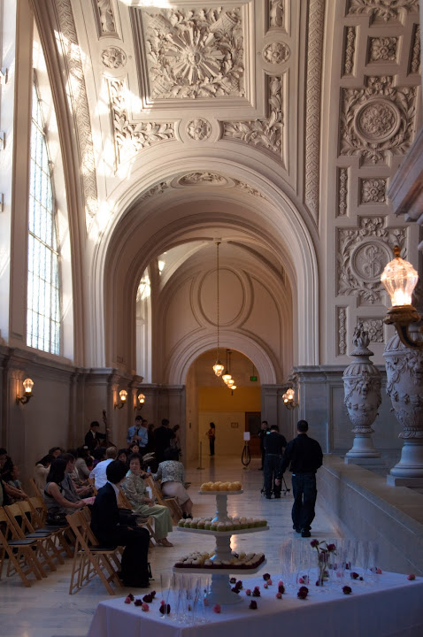 San Francisco City Hall Ceremony photo 1