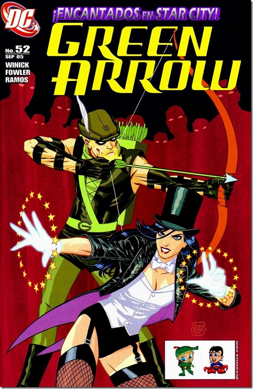 46 - Green Arrow #52
