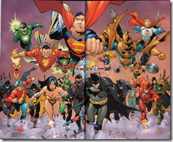 JLA & JSA - Pecados y Virtudes - Final