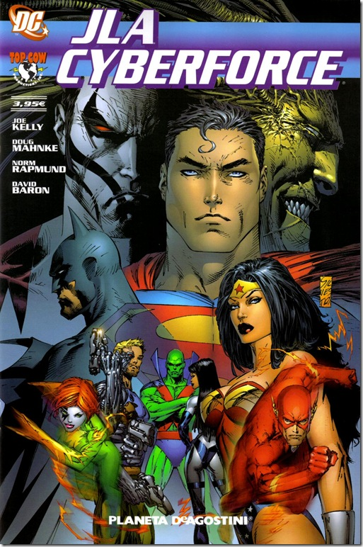 JLA_Cyberforce