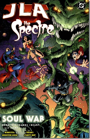 JLA y Spectre - Soul War 2
