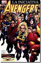 P00020 -  La Iniciativa - 019 - Avengers The Initiative #1