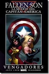 P00023 -  La Iniciativa - 022 - Fallen Son - Death of Captain America - Avengers