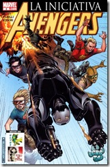 P00032 -  La Iniciativa - 031 - Avengers The Initiative #2