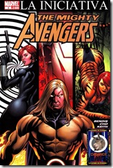 P00037 -  La Iniciativa - 036 - Mighty Avengers #3