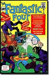 P00001 - 000 - Fantastic four Nº2 (1962)
