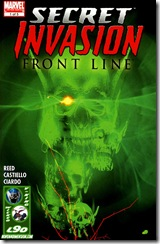 P00066 -  065 - Secret Invasion - Front Line #1