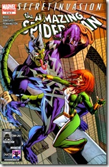 P00103 -  102 - Secret Invasion - Spider-Man - Brand New Day #2