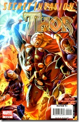P00104 -  103 - Secret Invasion - Thor #2