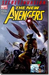 P00098 -  097 - New Avengers #45