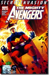 P00113 -  112 - Mighty Avengers #19