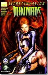 P00129 -  128 - Secret Invasion - Inhumans #4