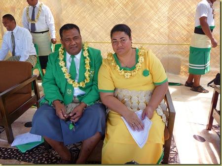 Inoke and Moana Kupu