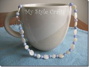 beach necklace watermarked